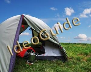 Monter une tente, c'est long