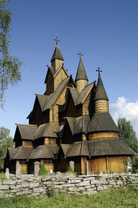 églises en bois