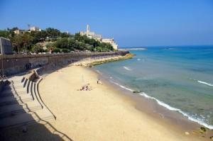 plage Tel Aviv