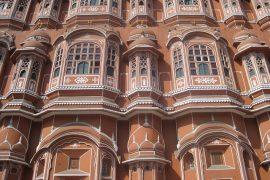 Voyage en Inde - Le Palais des Vents - Rajasthan