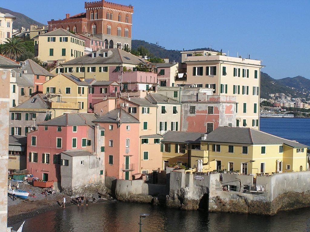 Gênes : des Hostels sympas et confortables