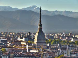 Italie - Turin - Mole Antonelliana