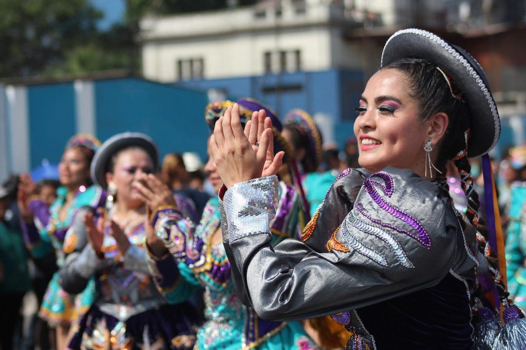 Femmes péruviennes à Lima