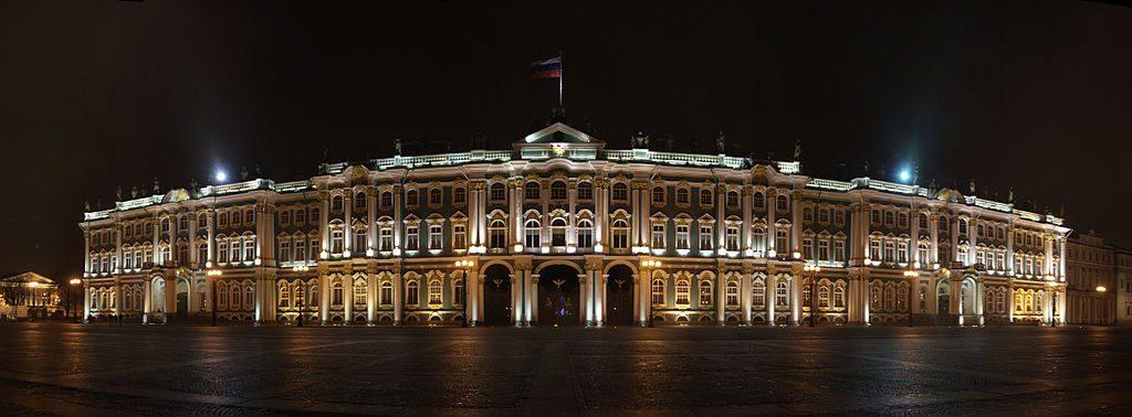 Palais de l'Hermitage à Saint Pétersbourg : un magnifique musée