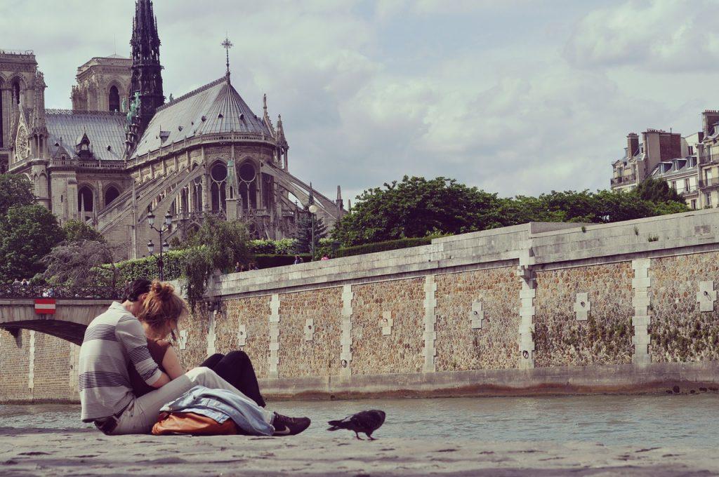 Paris : la ville des amoureux