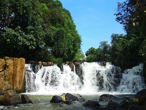 cascade au Vietnam