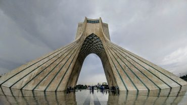 Iran sites touristiques
