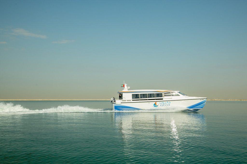 Emirats Arabes Unis : voyage en bateau