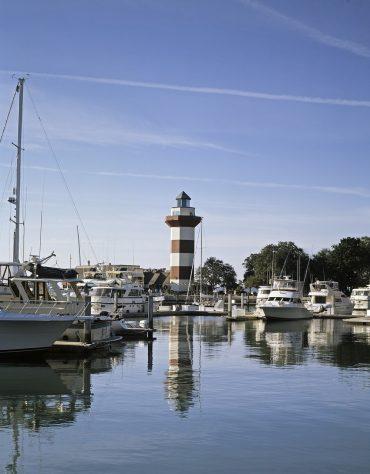 Séjour aux States - Le phare de Hilton Head