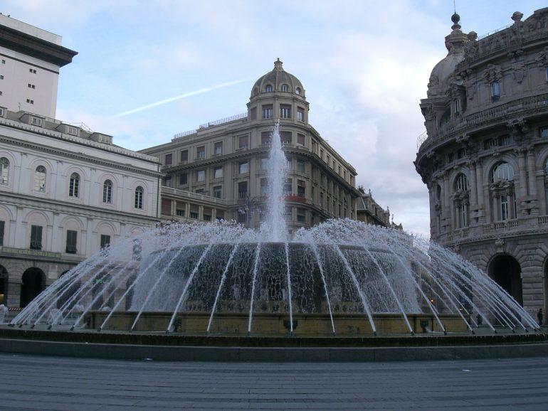 Gênes : l'une des belles villes d'Italie