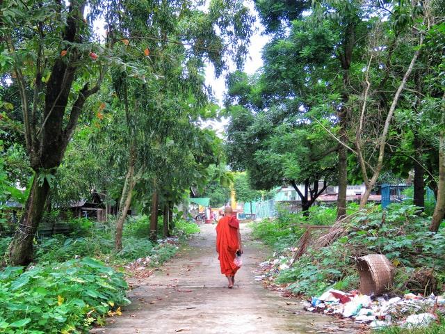 Bago en Birmanie